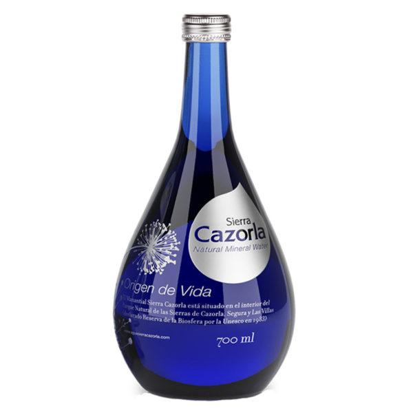 Минеральная вода без газа Sierra Cazorla Blue Drop Сьерра Казорла 0
