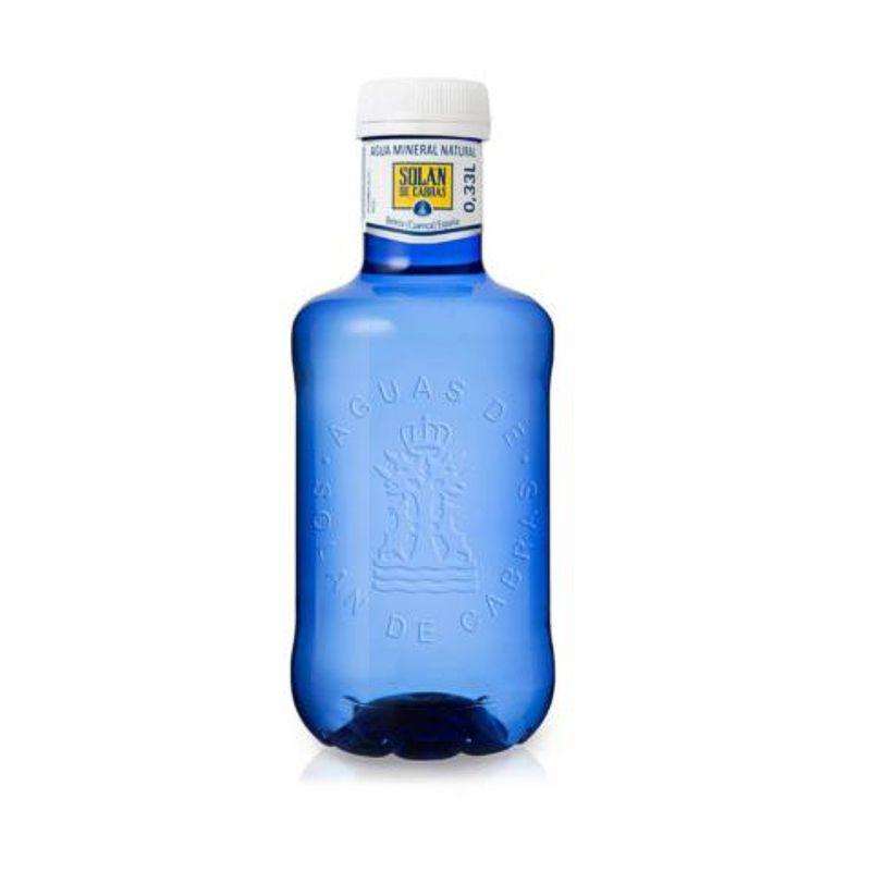 Вода питьевая Солан де Кабрас негазированная
