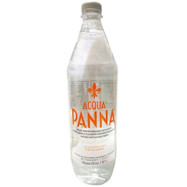 Минеральная вода без газа Acqua Panna