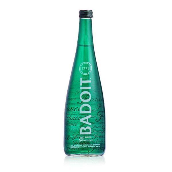 Вода слабогазированная Бадуа Badoit 330 мл. стекло