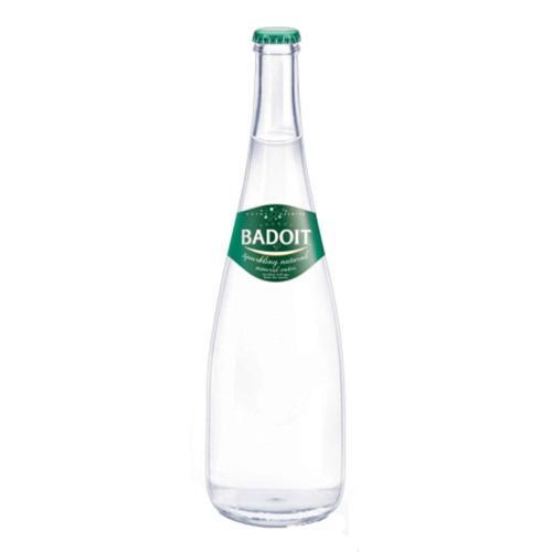 Вода слабогазированная Бадуа Badoit 750 мл. стекло