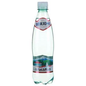 BORJOMI БОРЖОМИ пластик 0