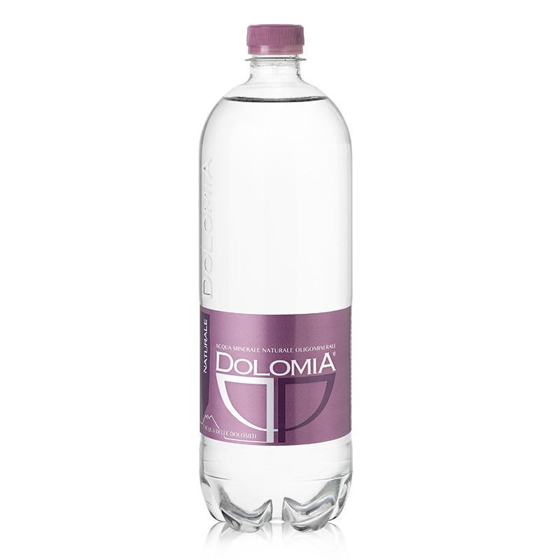 Минеральная вода Dolomia Долмиа без газа 1л. пэт