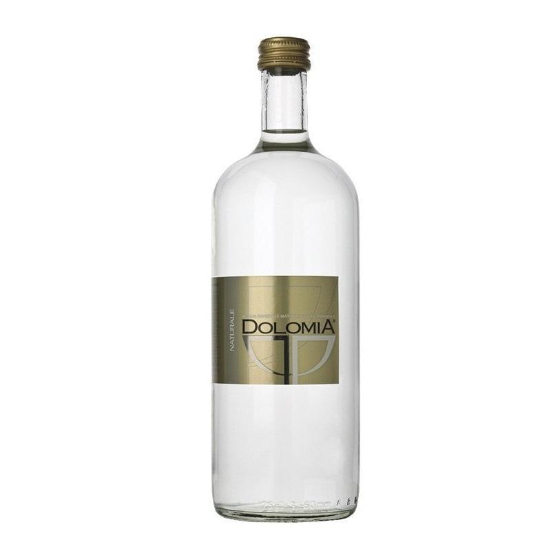 Минеральная вода без газа Dolomia Долмиа 0.75 стекло
