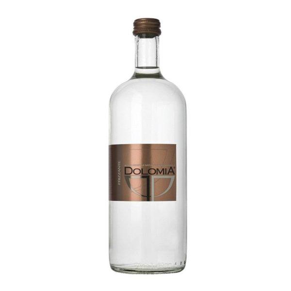 Минеральная вода с газом Dolomia Долмиа 0.75 стекло