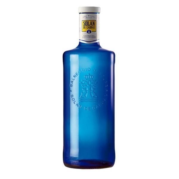 Вода питьевая Солан де Кабрас негазированная (Стекло) 1000мл. Источник