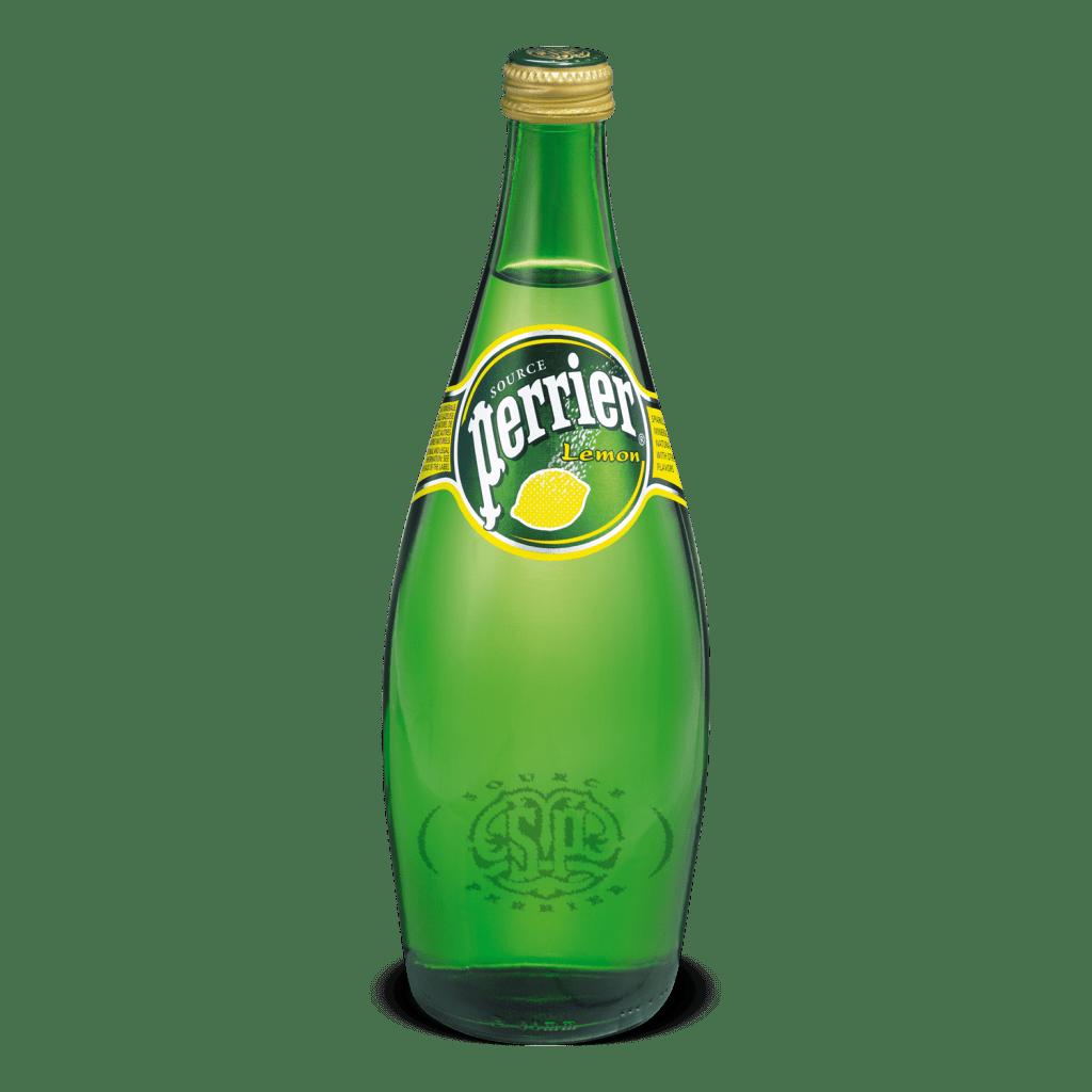 Минеральная вода с газом Perrier Перье Лимон 0