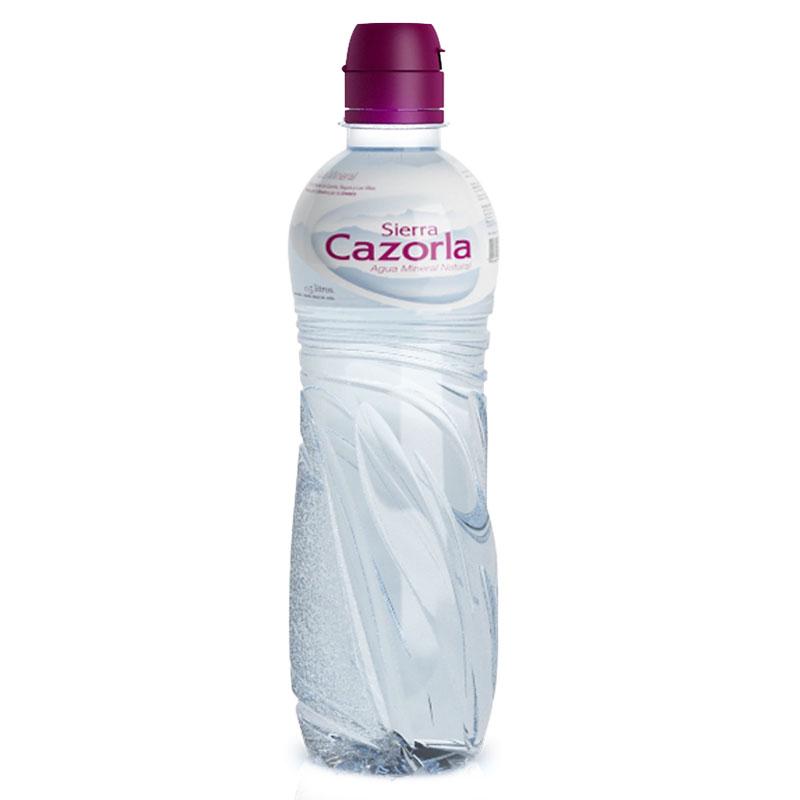 Минеральная вода без газа Sierra Cazorla Сьерра Казорла