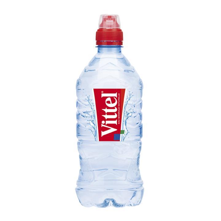 Минеральная вода без газа Vittel Sport Сap Виттель Спорт 0